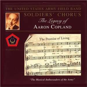 of Aaron Copland United States Army Field Band Soldiers Music