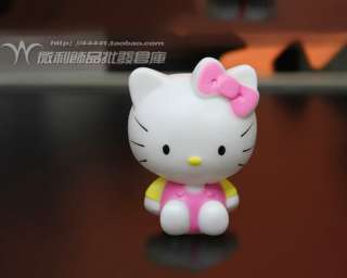 HOT Bling 3D Hello Kitty Cartoon Characters Flatback DIY Phone Case