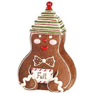 Sugar and Spice Gingerbread Man Cookie Jar: Everything Else