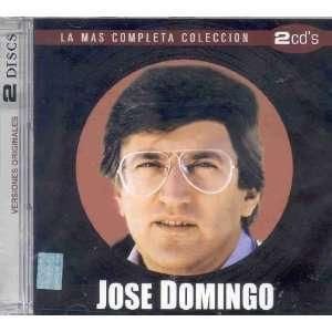 La Mas Completa Coleccion Jose Domingo Music