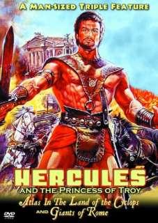 Giants Of Rome Richard Harrison, Wandisa Guida, Ettore