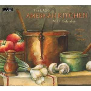 American Kitchen 2013 Wall Calendar