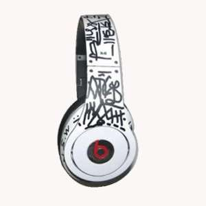 Graffiti Dr Dre Beats Studio Limited Edition White