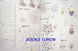 Disney Fantasy Beaded Motifs/Japanese beads Book/534