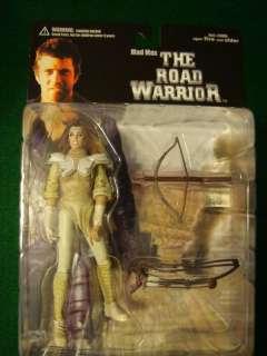 Warrior Woman Mad Max The Road Warrior MOC Virginia Hey