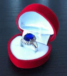 Royal Engagement Ring Kate Middleton Princess Diana Size 8