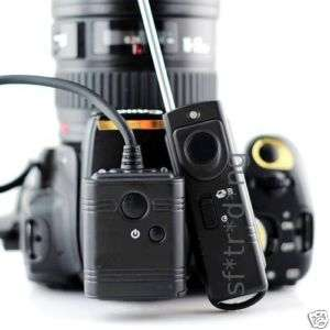 Wireless Remote Shutter Release fr Canon 7D/5D Mark II
