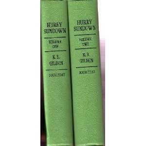 Hurry Sundown; (Two Volume Set) Books