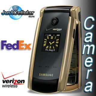 Samsung Gleam SCH U700 Gold Camera No Contract VERIZON 84331423103