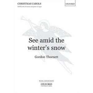 Three Motets (9780193359284) Gordon Thornett Books