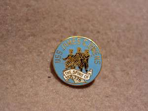 1960s Vintage US Navy USS James C Owens DD 776 Pin