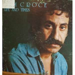 Jim Croce, Life and Times Vinyl Record Books