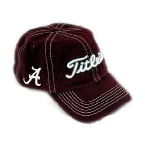 Alabama Crimson Tide College Titleist NCAA Baseball Hat