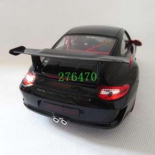 Official Authorized 114 Porsche 911 GT3 RS Remote Control Car Black