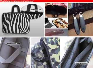 13 13.3 Laptop Bag Case+ Handle For Apple Macbook Air