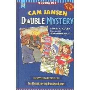 Cam Jansen Double Mystery: David A./ Natti, Susanna (ILT) Adler: Books