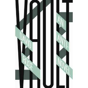Vault (Salt Modern Fiction) (9781907773112): David Rose: Books