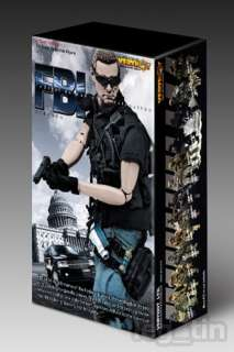 VeryHot FBI Costume Box Set fit Hot toys BBI Figure