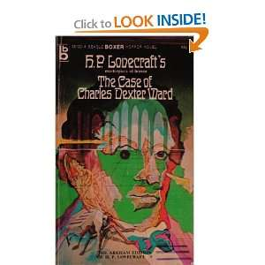 The Case of Charles Dexter Ward (9780844101231) H. P Lovecraft Books