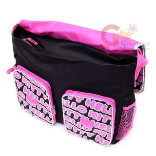sanrio hello kitty laptop tote bag check. Black Bedroom Furniture Sets. Home Design Ideas