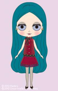 CWC Takara Top Shop Limited 12 Neo Blythe Doll Alexis Emerald