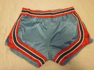 Late 1960s NBA St. Louis Hawks Game Used Shorts #2 Jim Davis