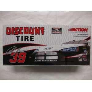 Signed Nascar Reed Sorenson #39 Discount Tire 05 Dodge