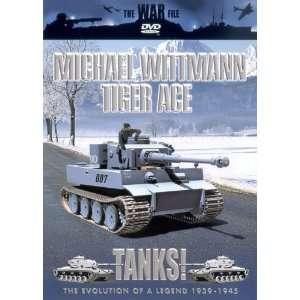 WAR FILE MICHAEL WITTMANN TIGER ACE TANKS DVD BRAND NEW