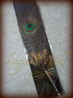 Peacock Feather Wedding Pen Guest Book Pen Plume Quill