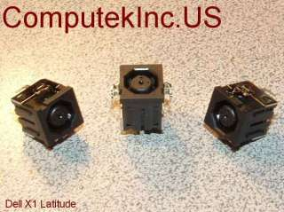 Dell Latitude X1 Motherboard DC In OEM Power Jack #40