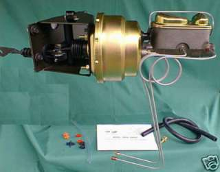 Disc Brake Conversion Kits Power Brake Kit 66 77 4WD items in