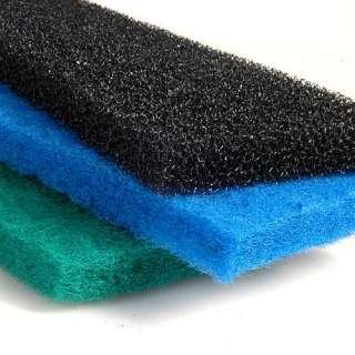 Aquarium FishTank Super Activated Carbon Filter Sponge