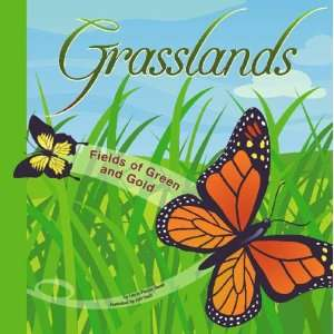 Grasslands: Fields of Green and Gold (Amazing Science