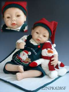 Lovely ADORABLE REBORN BABY American belly Reborn doll reborn baby EMS