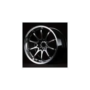 Volk Racing CE28N 10 spoke Diamond Cut Rim Wheel   5x114.3