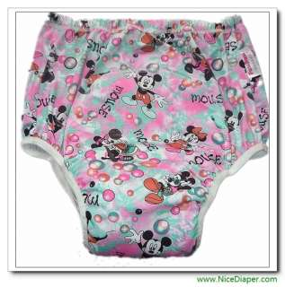 FuuBuu2101 ADULT BABY Plastic Pants Cover Sissy Incontinence Diaper