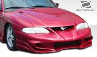 94 98 Ford Mustang Vader 2 DURAFLEX Front Body Kit