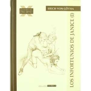 de Janice integral 1 (9788478338948): Erich Von Gotha: Books