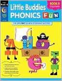 Little Buddies Phonics Fun Book 5 Long Vowels (Aa, Ee, Ii, Oo, Uu)