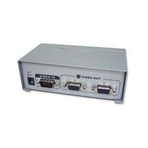 Link Depot Accessory Vgm 2 Video Splitter 2 Ports 250mhz