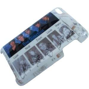 One Direction Band Case for Apple iPod Touch 4 4th 4G