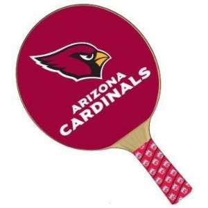 Cardinals NFL Table Tennis/Ping Pong Paddles