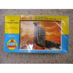 AHM Minikits HO Scale Trackside Construction Kits   5833