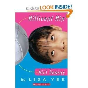 Millicent Min, Girl Genius (9780439425209) Lisa Yee Books