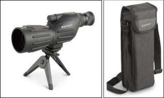 Armored 15 40x50 Spotting Scope w/ Case & Tripod 790272982004