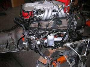 Chevrolet Chevy Corvette engine motor street hot rod