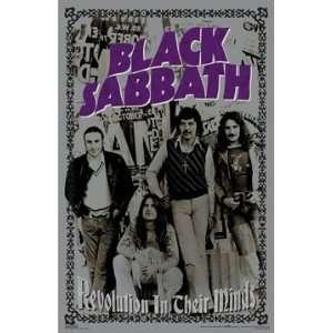Black Sabbath Entertainment Poster Print, 23x35