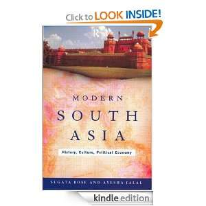 , Culture, Political Economy: Ayesha Jalal:  Kindle Store