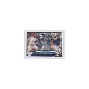 Albert Pujols/Vladimir Guerrero/Todd Helton LDR: Sports Collectibles