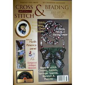 Jill Oxtons Cross Stitch & Beading Issue 61 January 2005: Jill